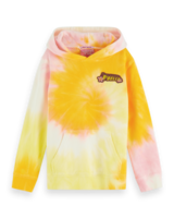 Scotch & Soda Tie dye hoody 155645