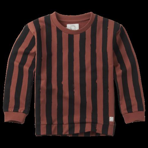 Sproet&Sprout Sweatshirt Painted Stripe