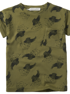 Sproet&Sprout T-Shirt print Cockatoo
