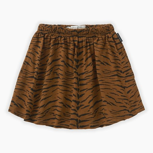 Sproet&Sprout Skirt print Tiger