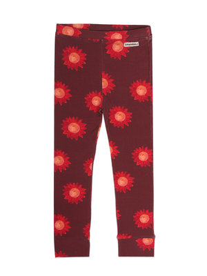 ammehoela James Flower-red legging