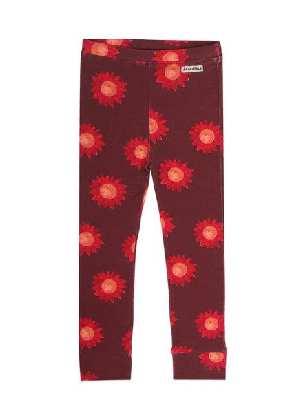 ammehoela James Flower-red legging