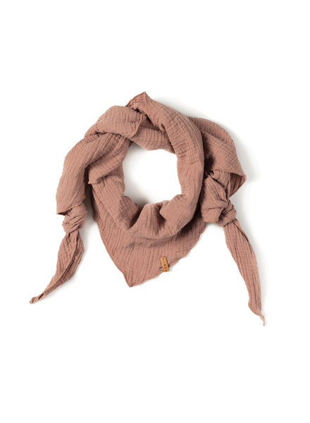 Triangle Scarf Lychee One Size