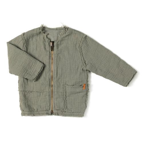 Nixnut Mous Jacket wild green