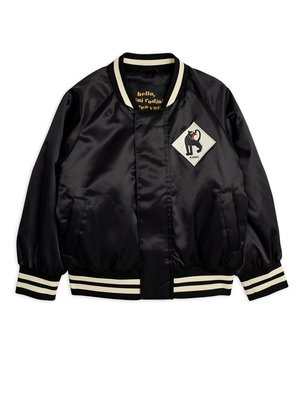 Mini rodini Panther baseball jacket