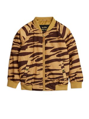 Mini rodini Tiger baseball jacket