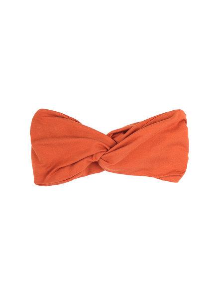CarlijnQ Twisted headband (cinnamon)