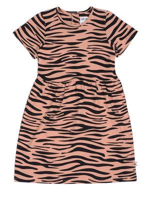 CarlijnQ Tiger - dress shortsleeve