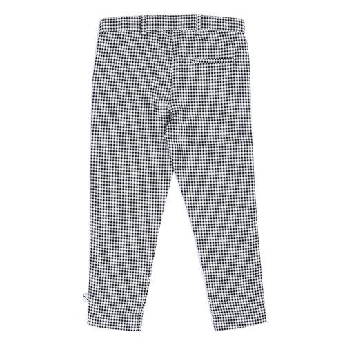 CarlijnQ Mini checkers - chino with stripes