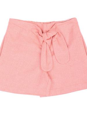 CarlijnQ Parrot - paperbag shorts