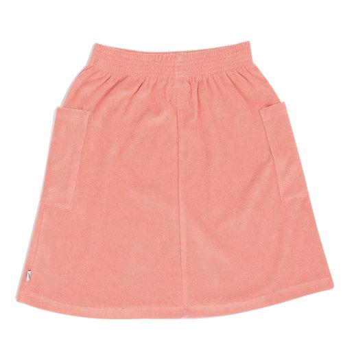 CarlijnQ long skirt (pink)