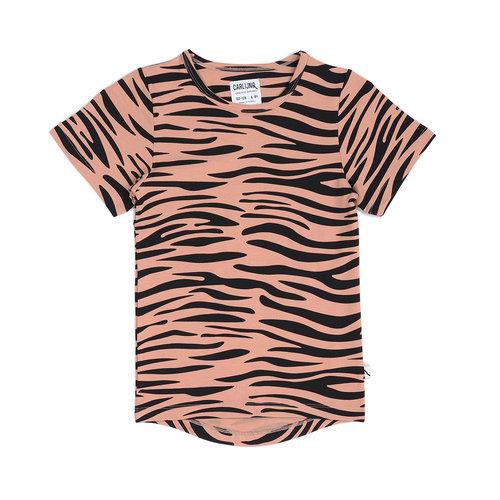 CarlijnQ Tiger - t-shirt dropback