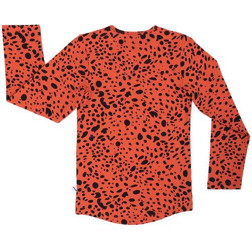 CarlijnQ Spotted animal - t-shirt dropback