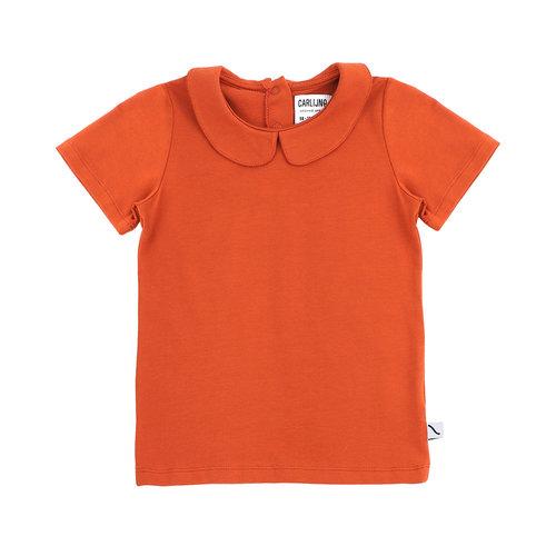 CarlijnQ T-shirt collar (cinnamon)