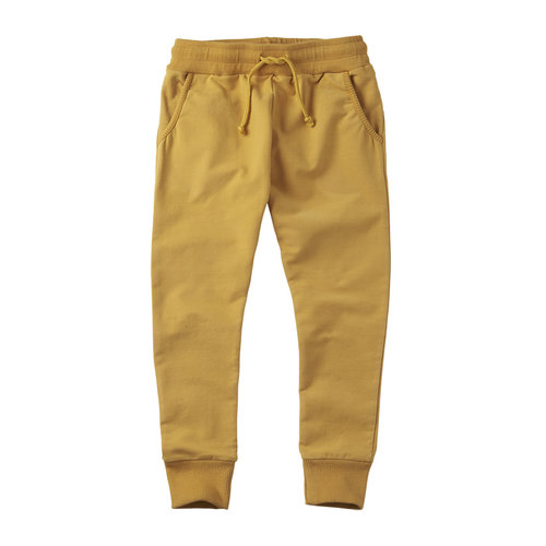 mingo Slim Fit Jogger Spruce Yellow