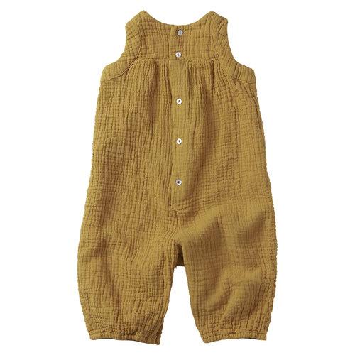 mingo Playsuit Sleeveless Spruce Yellow