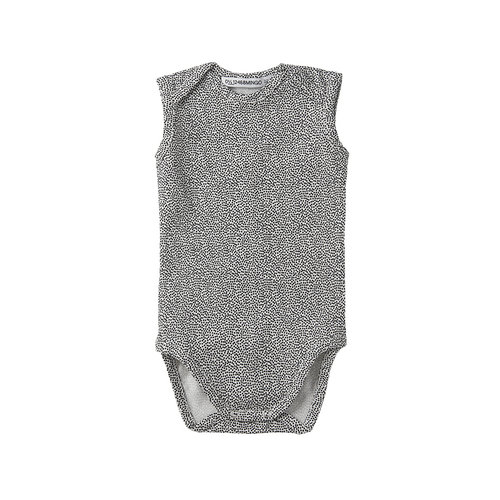 mingo Bodysuit Sleeveless Dots