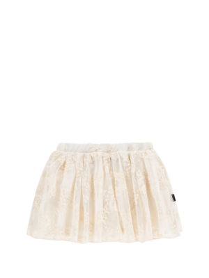 House of Jamie LACE SKIRT Cream & Lace