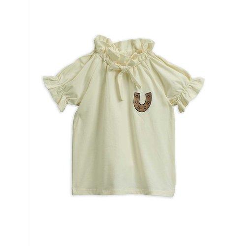 Mini rodini Horseshoe jersey blouse