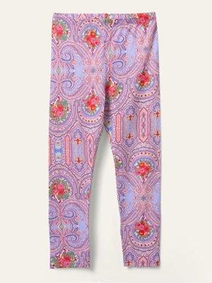 oilily Tiska leggings OLD ROSE BLUE