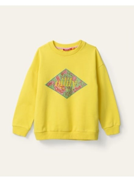 oilily Heritage sweater YELLOW