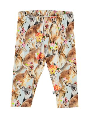 Molo Legging Kindred kangaroo