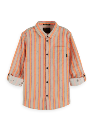 Scotch & Soda 157438 Longsleeve blouse
