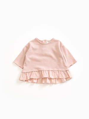 Play Up Sweater 10901 lichtroze