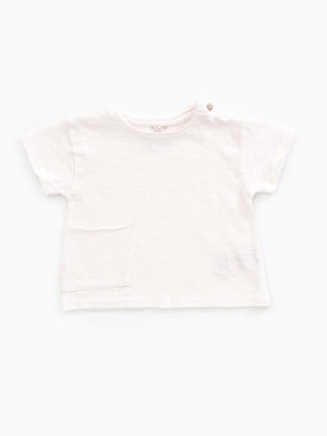 Play Up Tshirt 11052 wit