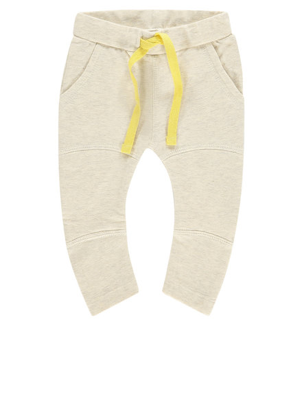 imps&elfs 20721138 Slim fit pants Wolomoulo Light grey melange