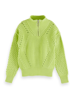 Scotch & Soda Knitted pullover 155746