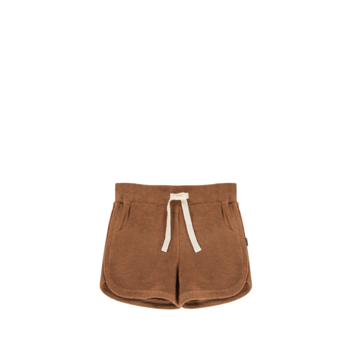 House of Jamie Gym shorts toffee