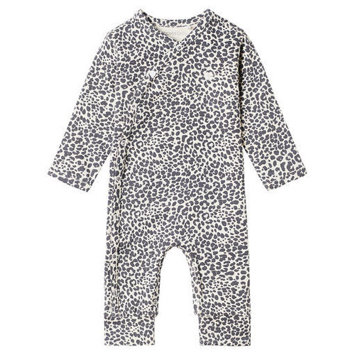 noppies 204N1114 Playsuit LS Solimoas Oatmeal