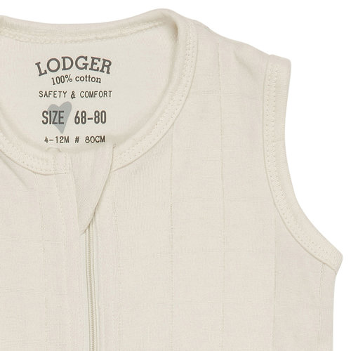 Lodger Hopper Sleeveless solid Ivory (small)