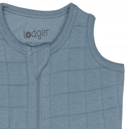Lodger Hopper sleeveless solid Ocean (bigger) slaapzak