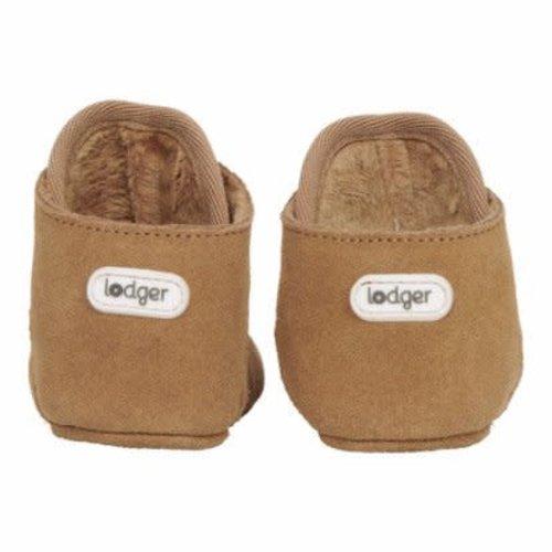 Lodger Walker Leather basic Cognac