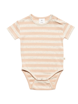 Wynken Daily SS body pink/cabbage white
