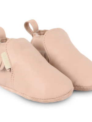 Boumy BAO slofje Pastel Pink Leather 0-6 maand