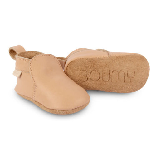 Boumy HAGEN | Nude Leather12-18  maand