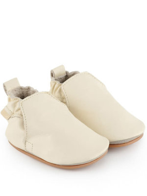Boumy HAGEN | cream Leather 0- 6-maand