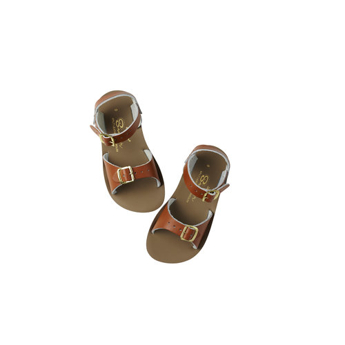 Saltwatersandals Surfer Tan (20-24)