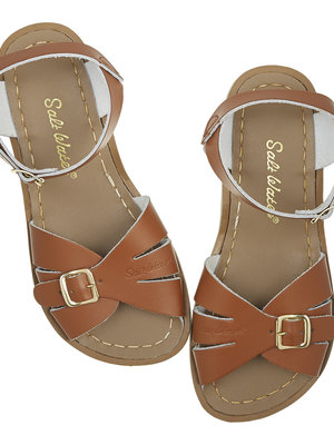 Saltwatersandals Classic youth Tan