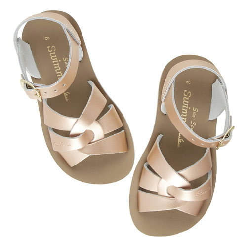 Saltwatersandals Swimmer Youth Rose Gold (30-34)