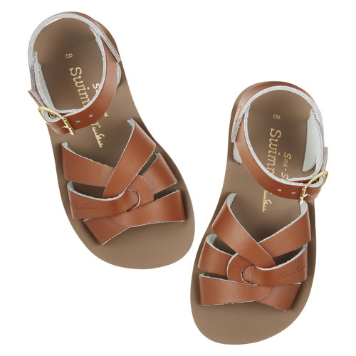 Saltwatersandals Swimmer Youth Tan