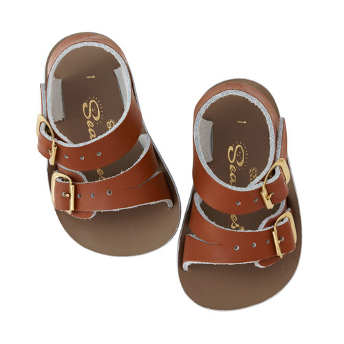 Saltwatersandals Sea Wee Child Tan