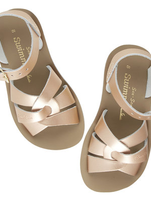 Saltwatersandals Swimmer Child Rose Gold (25-29)