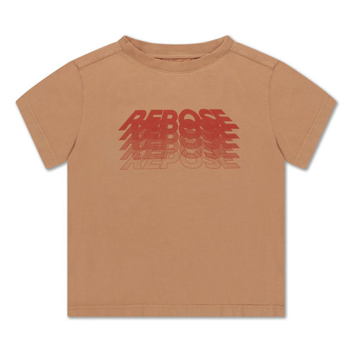 repose Tee shirt Butterscotch
