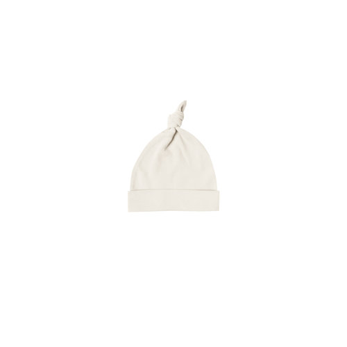 Quincy Mae Baby hat ivory
