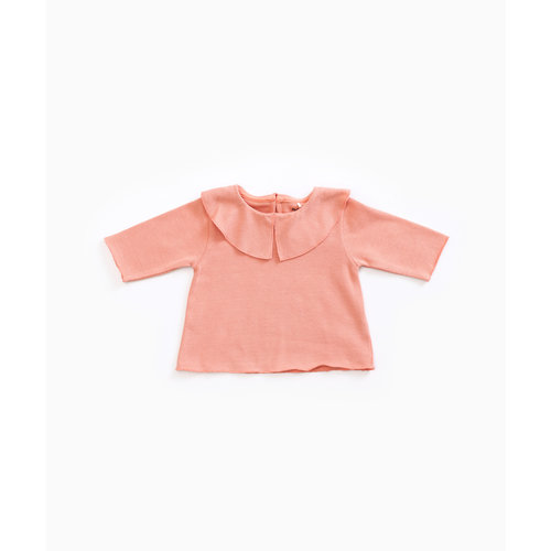 Play Up Sweater 2AG11200 roze