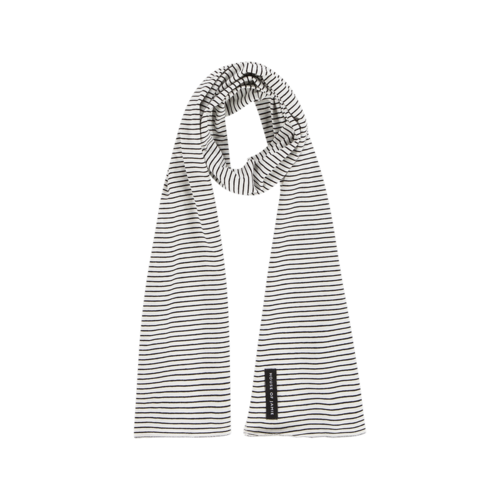 House of Jamie long summer scarf little stripes